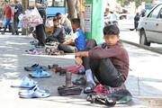 ۵۵ درصد کودکان کار و خیابانی ایرانی نیستند