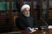 فیلم   حرفهای مهم روحانی درباره زمان امتحانات، پایان سال تحصیلی و کنکور
