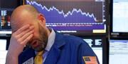سقوط شدید بورس والاستریت برای سومین بار در ۶ روز گذشته