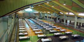 فیلم | نخستین تصاویر از نقاهتگاه ۲ هزار تختخوابی ارتش