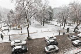 بارش باران و برف در ۱۶ استان   وضعیت هوای تهران