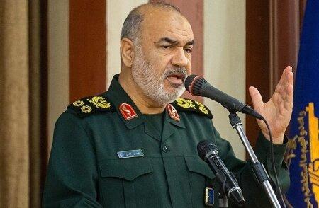 فرمانده سپاه: دشمنان روزی آتش اصلی ایران را در دریا و آسمان خواهند دید | جزء خطرناک قدرت نظامی دریایی ایران ناشناخته است