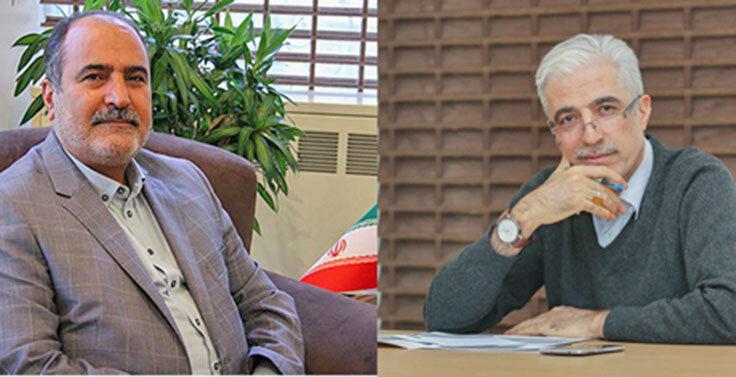 مسعود نقاشزاده و حبيب ايلبيگي