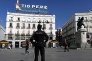 فرانسه در اشغال ۱۰۰هزار پلیس