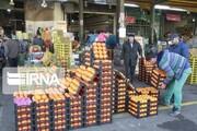 تعیین قیمت پرتقال و سیب شب عید در کردستان