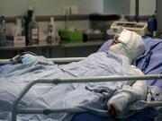 با سوختگی به بیمارستان میروید، با کرونا برمیگردید