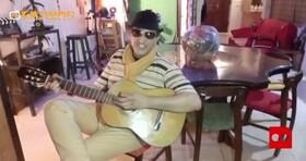 همشهری TV | دعوت بازیگر طنز از مردم به لذت بردن از تنهایی در شبهای کرونایی