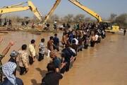 هشدار مدیریت بحران فارس درمورد صاعقه و جاری شدن سیل