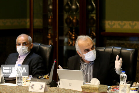 تصاویر جلسه هیات دولت