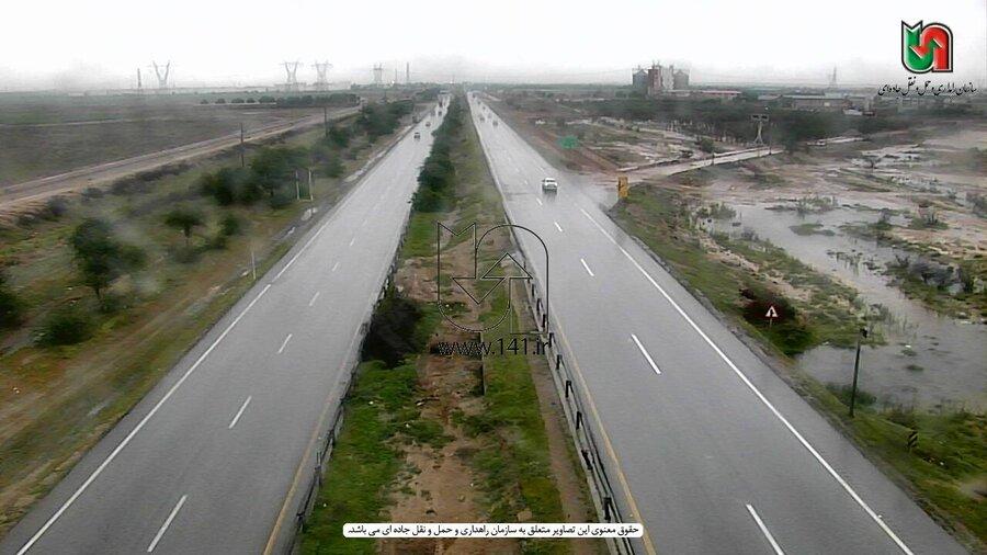 نام دوربین: اهواز - شوش، کیلومتر 5(پلیس راه) - تاریخ: 1398/12/28، ساعت: 10:45:44