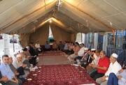 لغو برپایی چادر عزای ترکمنهای گلستان برای مقابله با کرونا