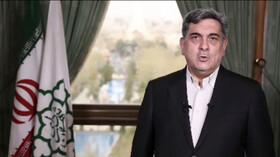همشهری TV | پیام شهردار تهران به مناسبت آغاز سال ۱۳۹۹