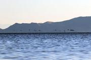 کاهش بارندگی و افت تراز دریاچه ارومیه