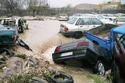 فیلم | سیل به بوشهر رسید | طغیان شدید رودخانهها در کنگان | سیلاب در کنگان باعث خسارت شد