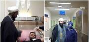 جنجال ورود مدعی طب اسلامی به قرنطینه کروناییها