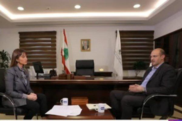 حمد حسین وزیر بهداشت لبنان