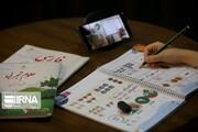 دانشآموزان زنجانی از آموزشهای مجازی استقبال کردند