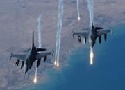 حمله جنگندههای عراقی به مواضع داعش