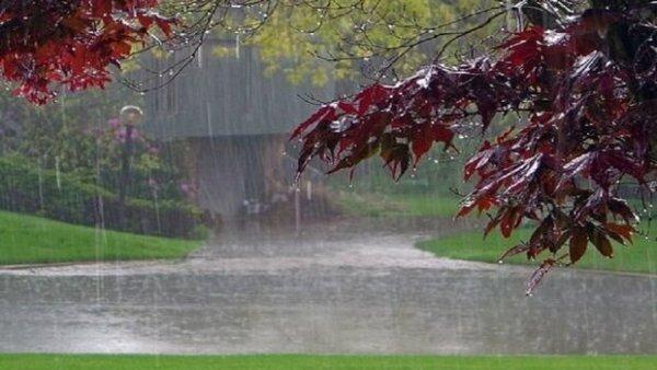 بارش بهاري اصفهان