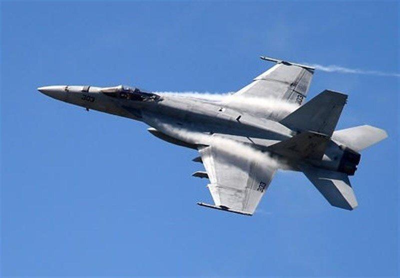 جنگنده اف ۱۸