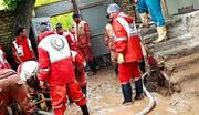 تصاویر و فیلم | امدادرسانی به ۲۳ شهر و روستای درگیر سیل
