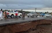 جزییات خسارات سیلاب به راههای جنوب کرمان