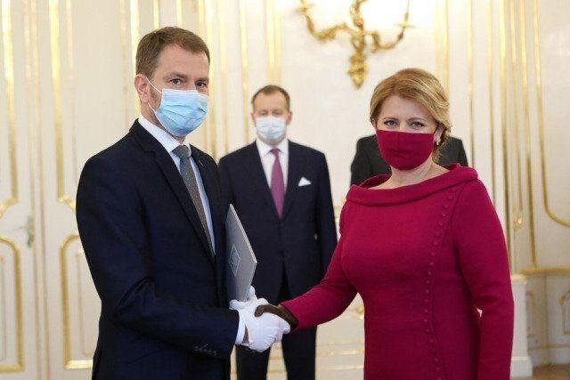رئیس جمهور جدید اسلواکی