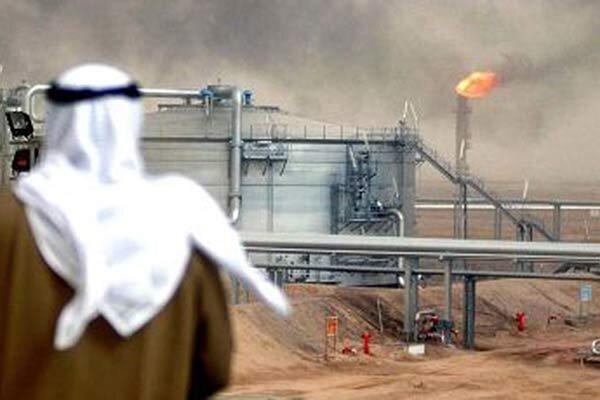 عربستان نفت