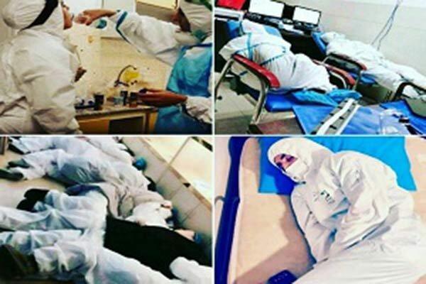 پرستار خسته