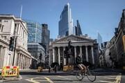 عکس روز| دوچرخهسواری در لندن قرنطینهشده