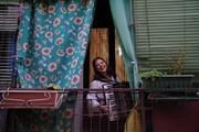 فیلم | خلاقیتهای کرونایی | از ساز و آواز ایتالیایی تا پارچههای تبریک ایرانی