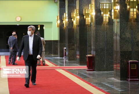 تصاویر جلسه هیات دولت   ششم فروردین