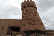 بنای تاریخی چهار برج یزدانآباد آسیب جدی دید