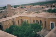 آشنایی با قلعه و چهار برج شاهرخ خان _ کرمان