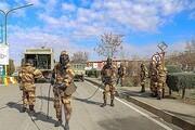 گزارش اقدامات ارتش برای مقابله با کرونا