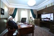 روحانی: شیوع کرونا باعث نمایان شدن ضعفهای کشور شد