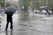 بارش باران در تمام ایران جز دو استان |شدت بارشها در ۱۵ استان