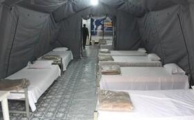 آمادگی سپاه برای افزایش ۱۰ هزار تختخواب بیمارستانی برای مقابله با کرونا