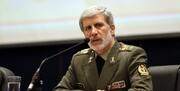ویدئو | رونمایی از دو محصول موشکی توسط وزارت دفاع | ویژگی موشکهای جدید ایران
