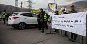 محورهای هراز و فیروزکوه مسدود میشوند | ۵۰۰ هزار تومان جریمه و توقیف یکماهه خودروی متخلفان