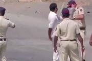 فیلم | اعمال قرنطینه به شیوه هندیها