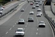 تردد در جادههای استان مرکزی ۶۱ درصد کاهش یافت