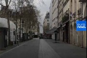 فیلم | پاریس قبل و بعد از قرنطینه