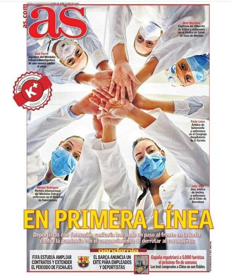 روزنامه ورزشی اسپانیا