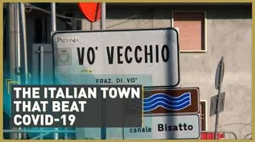 وو ایتالیا کرونا Vo