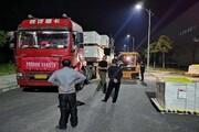 اهدای ۵۰۰ اتاق پیش ساخته بیمارستانی دو شرکت چینی به ایران