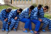 دستگیری ۵ زندانی متواری زندان سقز   بقیه متواریان شناسایی شدند