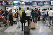 سازمان هواپیمایی: از مسافرت هوایی افراد مشکوک جلوگیری میشود