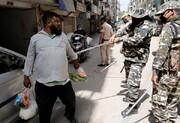 عکس | کتک زدن افرادی که حکم قرنطینه سراسری را نقض میکنند