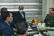 اقدامات سپاه نینوا در برنامههای توسعه محور گلستان قابل تحسین است